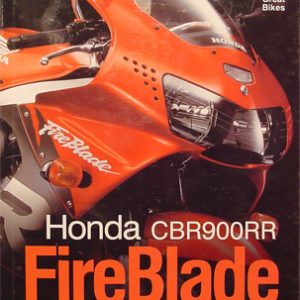 Honda CBR900RR Fireblade.