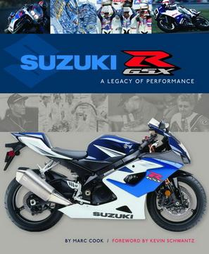 Suzuki GSX-R.