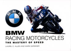 BMW Racing Motorcycles.