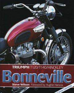 Triumph Bonneville T120/T140/Hinckley.
