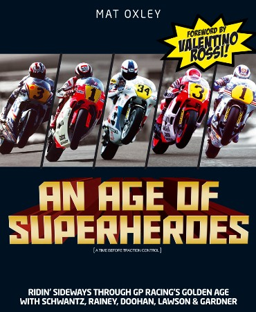 An Age Of Superheroes.