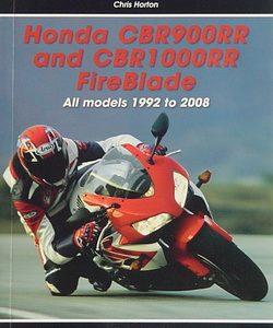 Honda CBR900RR and CBR1000RR Fireblade.