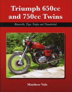Triumph 650cc and 750cc Twins.