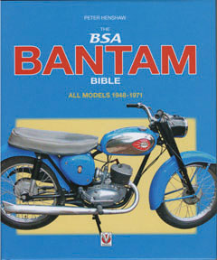 The BSA Bantam Bible.
