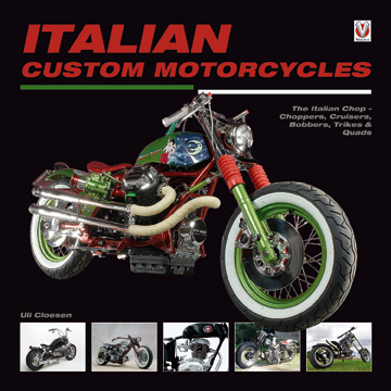 Italian Custom Motorcycles.