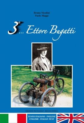 3... Ettore Bugatti.