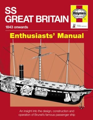 SS Great Britain.