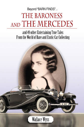 The Baroness And The Mercedes.