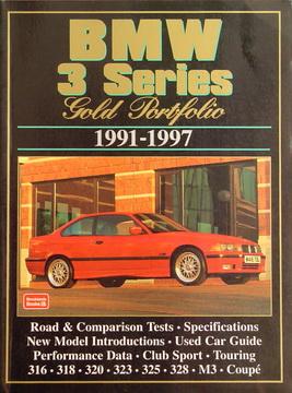 BMW 3 Series 1991-1997.