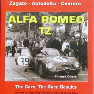 Alfa Romeo TZ. Zagato-Autodelta-Conrero.