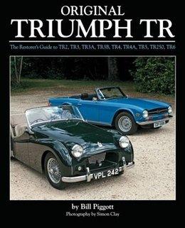 Original Triumph TR.