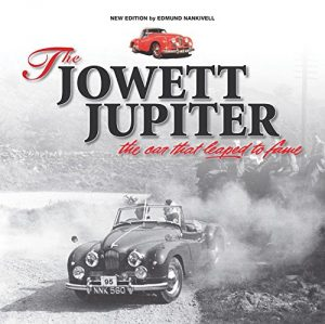 The Jowett Jupiter.