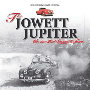 The Jowett Jupiter.