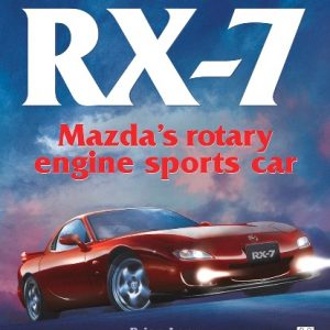 RX-7. Mazda's rotary engine sports car.