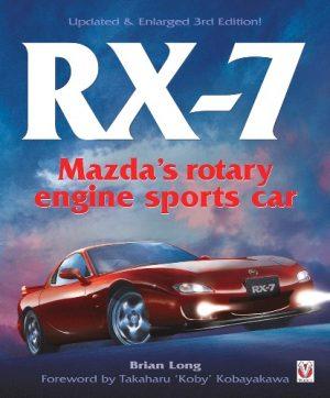 RX-7. Mazda's rotary engine sports car.