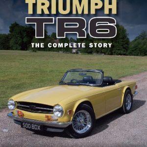 Triumph TR6.