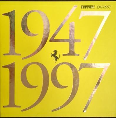 Ferrari 1947-1997 Official Book.