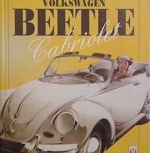 Volkswagen Beetle Cabriolet.