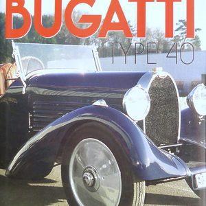 Bugatti Type 40.