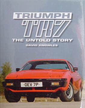 Triumph TR7.