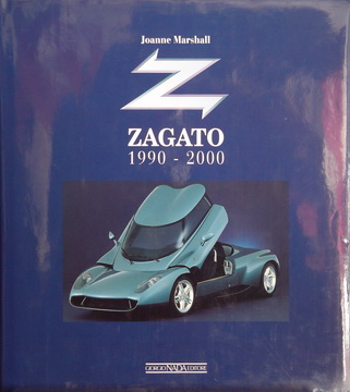 Zagato Milano 1990-2000.