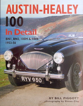 Austin-Healey 100 In Detail.