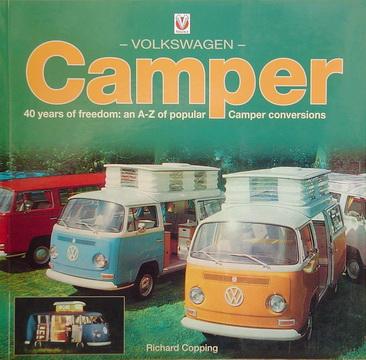 Volkswagen Camper. 40 years of freedom.