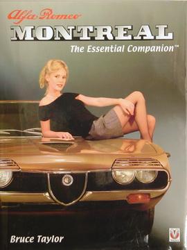 Alfa Romeo Montreal.