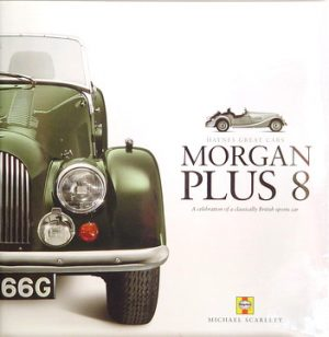 Morgan Plus 8.