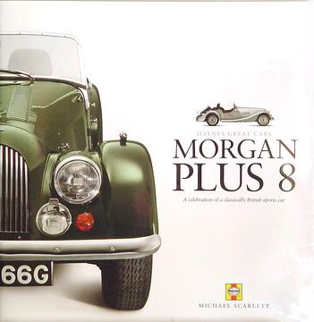 Morgan Plus 8.