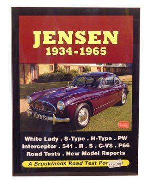 Jensen 1934-1965.