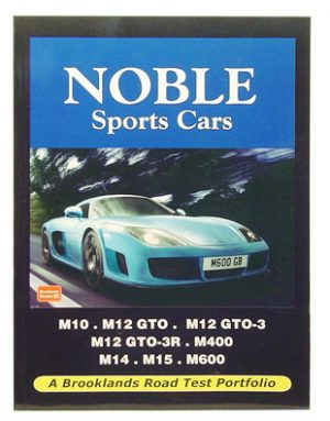 Noble Sports Cars.