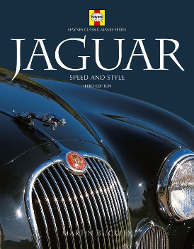 Jaguar. Speed And Style.