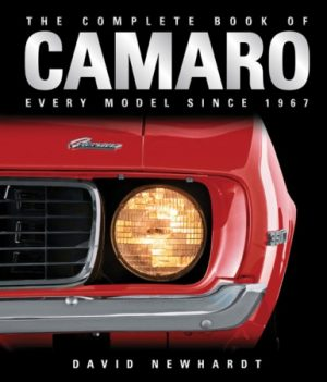 The Complete Book Of Camaro.