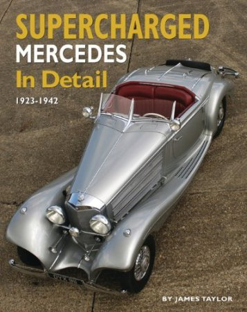 Supercharged Mercedes in Detail.