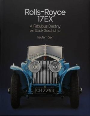 Rolls-Royce 17 EX.