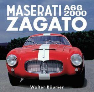 Maserati A6G 2000 Zagato.