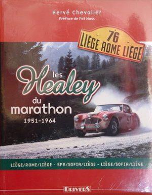 les Healey du marathon 1951-1964.
