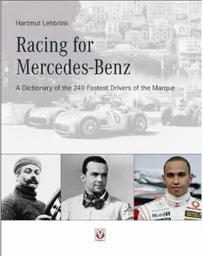 Racing for Mercedes-Benz.