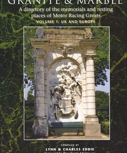 Granite & Marble. Vol.1 UK And Europe.