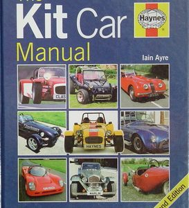 The Kit Car Manual.