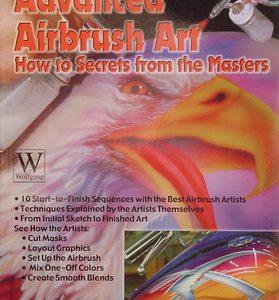 Advanced Airbrush Art.
