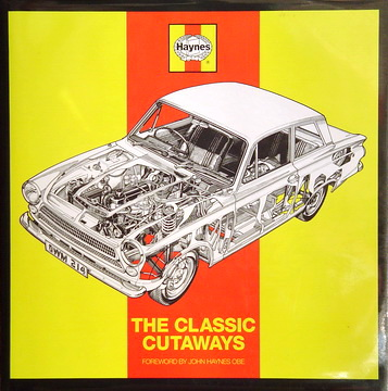 The Classic Cutaway.