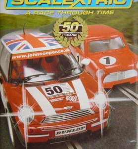Scalextric. A Race Through Time.