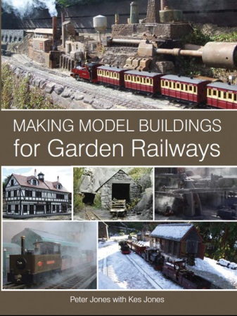 Making Model Buildings for Garden Railways.