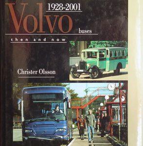 Volvo buses 1928-2001.