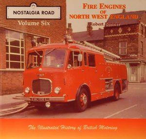 Fire Engines Of Northwest England.