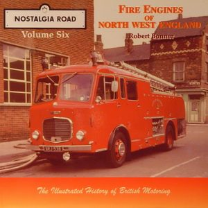 Fire Engines Of Northwest England.