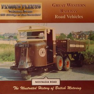 Great Western Railway Road Vehicles.