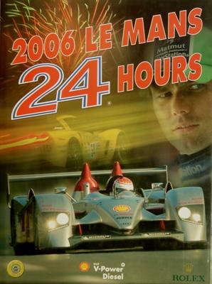 Le Mans 24 Hours 2006.